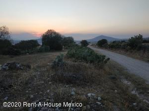 Terreno En Rentaen San Agustin Tlaxiaca, Ejido San Juan Tilcuautla, Mexico, MX RAH: 21-1162