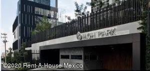 Departamento En Rentaen Cuajimalpa De Morelos, Santa Fe Cuajimalpa, Mexico, MX RAH: 21-1181