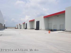 Nave Industrial En Rentaen El Marques, San Francisco La Griega, Mexico, MX RAH: 21-1209