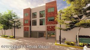 Departamento En Ventaen Miguel Hidalgo, Tacuba, Mexico, MX RAH: 21-1218