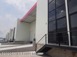 Nave Industrial En Ventaen El Marques, San Francisco La Griega, Mexico, MX RAH: 21-1392