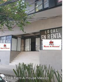Local Comercial En Rentaen Cuauhtémoc, San Rafael, Mexico, MX RAH: 21-1477