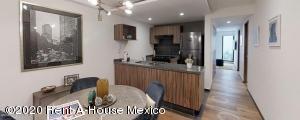 Departamento En Ventaen Cuauhtémoc, Hipodromo Condesa, Mexico, MX RAH: 21-1703