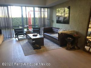 Departamento En Ventaen Huixquilucan, Bosque Real, Mexico, MX RAH: 21-1738