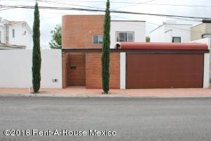 Casa En Rentaen Queretaro, Juriquilla, Mexico, MX RAH: 21-1847