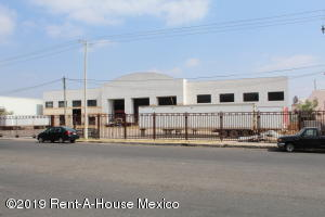 Bodega En Rentaen El Marques, Parque Industrial Bernardo Quintana, Mexico, MX RAH: 21-1857