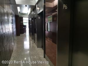 Oficina En Rentaen Cuauhtémoc, Roma Norte, Mexico, MX RAH: 21-1890