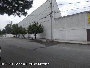Bodega En Rentaen Cuautitlan Izcalli, Bellavista, Mexico, MX RAH: 21-1896