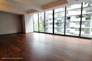 Departamento En Rentaen Miguel Hidalgo, Polanco, Mexico, MX RAH: RE-108