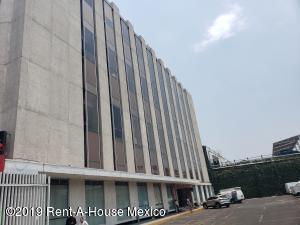 Oficina En Rentaen Miguel Hidalgo, Argentina Poniente, Mexico, MX RAH: 21-1929
