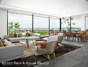 Departamento En Ventaen Huixquilucan, Conjunto Urbano Bosques Real, Mexico, MX RAH: 21-2128