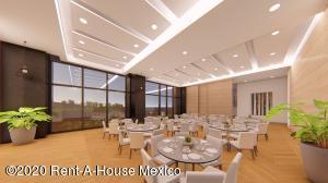 Departamento En Ventaen Huixquilucan, Conjunto Urbano Bosques Real, Mexico, MX RAH: 21-2129