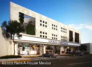 Local Comercial En Rentaen Miguel Hidalgo, Bosques De Las Lomas, Mexico, MX RAH: 21-2158