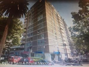 Departamento En Ventaen Miguel Hidalgo, Polanco, Mexico, MX RAH: 21-2254