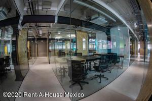 Oficina En Rentaen Miguel Hidalgo, Granada, Mexico, MX RAH: 21-2423