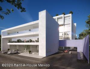 Departamento En Ventaen Metepec, Bella Vista, Mexico, MX RAH: 21-2429