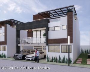 Casa En Ventaen San Mateo Atenco, San Francisco, Mexico, MX RAH: 21-2431