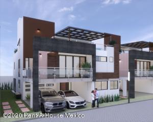 Casa En Ventaen San Mateo Atenco, San Francisco, Mexico, MX RAH: 21-2433