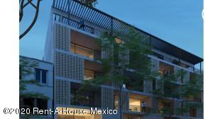 Departamento En Ventaen Cuauhtémoc, Hipodromo Condesa, Mexico, MX RAH: 21-2570
