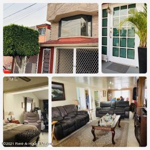 Casa En Rentaen Tlalnepantla De Baz, El Dorado, Mexico, MX RAH: 21-2587