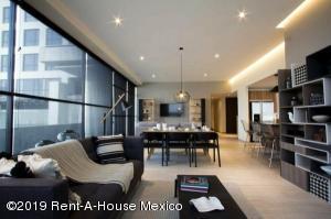 Departamento En Ventaen Huixquilucan, Hacienda De Las Palmas, Mexico, MX RAH: 21-2733