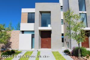 Casa En Ventaen Queretaro, Altos De Juriquilla, Mexico, MX RAH: 21-2812