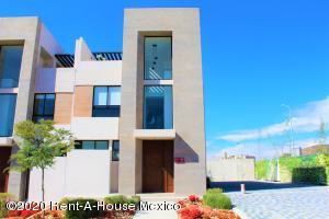 Casa En Ventaen Queretaro, Altos De Juriquilla, Mexico, MX RAH: 21-2814