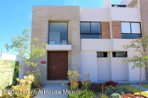 Casa En Ventaen Queretaro, Altos De Juriquilla, Mexico, MX RAH: 21-2816