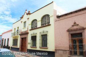 Casa En Ventaen Queretaro, Centro, Mexico, MX RAH: 21-2824