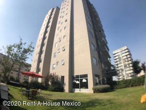 Departamento En Ventaen Huixquilucan, Villa Florence, Mexico, MX RAH: 21-2880