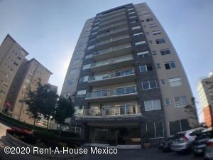 Departamento En Ventaen Huixquilucan, Villa Florence, Mexico, MX RAH: 21-2881