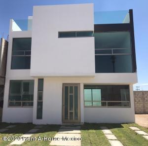 Casa En Ventaen Pachuca De Soto, San Antonio, Mexico, MX RAH: 21-2949