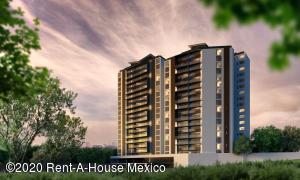 Departamento En Ventaen Huixquilucan, Lomas Del Olivo, Mexico, MX RAH: 21-2956