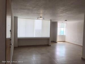 Departamento En Rentaen Atizapan De Zaragoza, Las Alamedas, Mexico, MX RAH: 21-2964