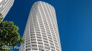 Departamento En Ventaen Cuajimalpa De Morelos, Santa Fe Cuajimalpa, Mexico, MX RAH: 21-2989
