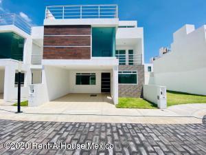 Casa En Ventaen Pachuca De Soto, Fracc Parque Esmeralda, Mexico, MX RAH: 21-3000