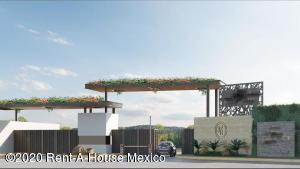 Terreno En Ventaen Pachuca De Soto, Arboledas De San Javier, Mexico, MX RAH: 21-3023
