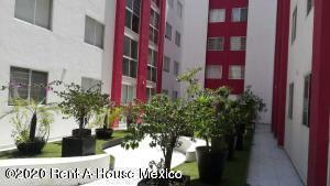 Departamento En Rentaen Alvaro Obregón, Carola, Mexico, MX RAH: 21-3098