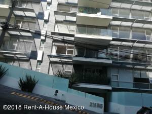 Departamento En Rentaen Miguel Hidalgo, Polanco Chapultepec, Mexico, MX RAH: 21-3111