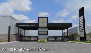 Bodega En Ventaen Queretaro, Bosques Del Cimatario, Mexico, MX RAH: 21-3160