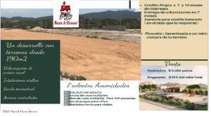 Terreno En Ventaen Tequisquiapan, Fraccionamiento Rivera De Las Sabinos, Mexico, MX RAH: 21-3207
