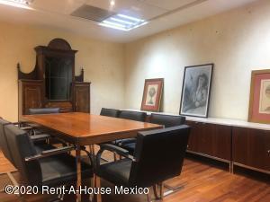 Oficina En Rentaen Alvaro Obregón, Paseo De Las Lomas, Mexico, MX RAH: 21-3211