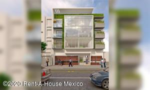 Departamento En Ventaen Cuauhtémoc, Cuauhtemoc, Mexico, MX RAH: 21-3329