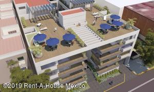 Departamento En Ventaen Benito Juárez, Del Valle, Mexico, MX RAH: 21-3342