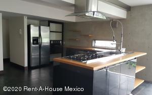 Departamento En Rentaen Miguel Hidalgo, Polanco, Mexico, MX RAH: 21-3408