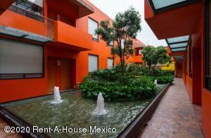 Departamento En Rentaen Cuajimalpa De Morelos, Contadero, Mexico, MX RAH: 21-3409