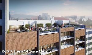 Departamento En Ventaen Miguel Hidalgo, Polanco, Mexico, MX RAH: 21-3696