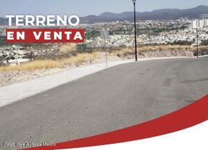 Terreno En Ventaen Queretaro, Cumbres Del Lago, Mexico, MX RAH: 21-3740