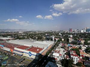 Departamento En Rentaen Miguel Hidalgo, Periodista, Mexico, MX RAH: 21-3806