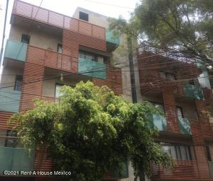 Departamento En Ventaen Benito Juárez, Portales, Mexico, MX RAH: 21-3996